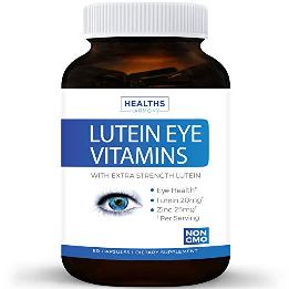 Eye Vitamins by Healths Harmony